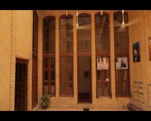 نجف اشرف میں امام خمینی(رہ) کا گهر تعمیرنو کے بعد